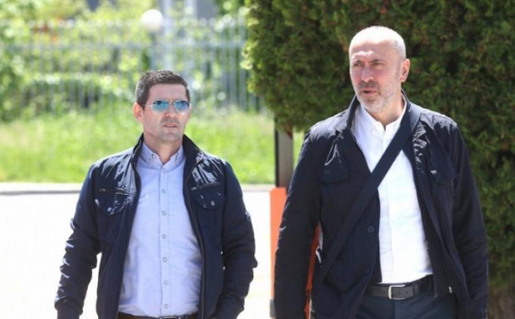 Nermin Alešević sa advokatom Ifetom Feragetom