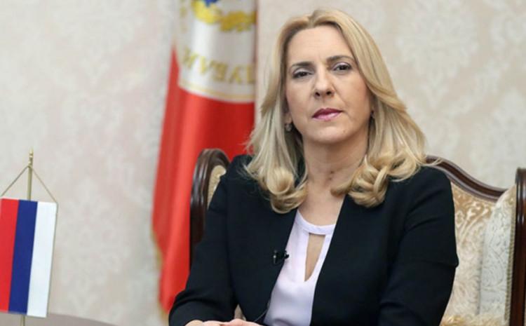Predsjednica RS Željka Cvijanović
