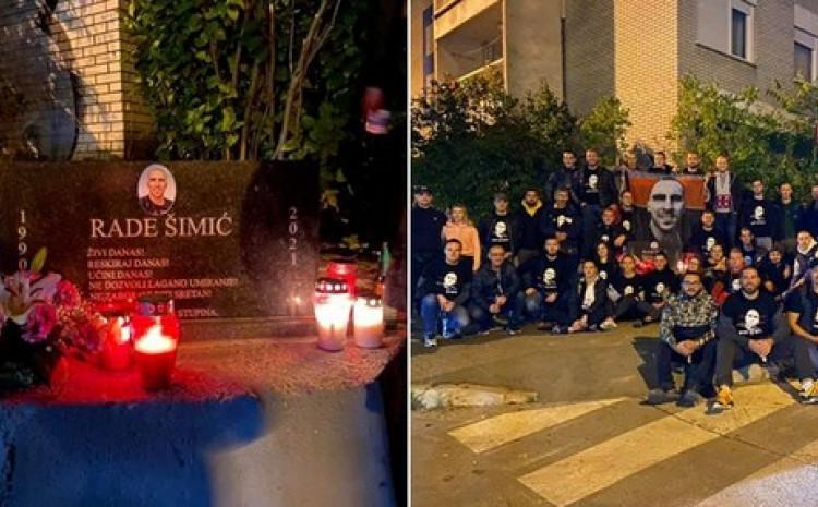 Bakljada Šimiću u čast
