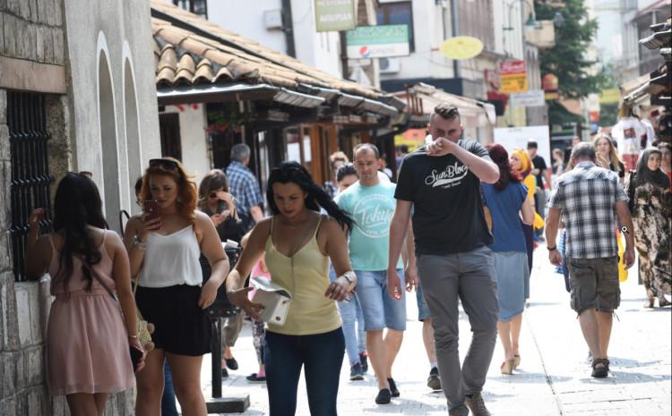 U Sarajevu će biti sunčano uz malu do umjerenu oblačnost