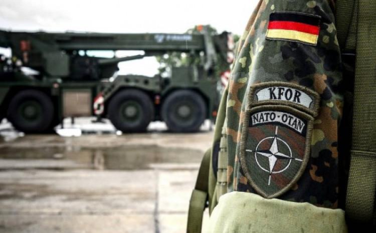 NATO i Kfor