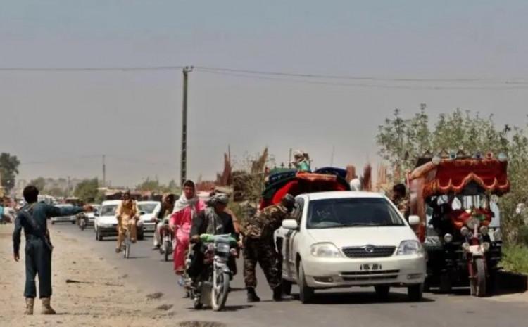 Talibani preuzeli vlast 15. augusta
