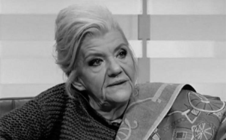 Marina Tucaković prije smrti napisala autobiografiju: Detaljno opisala  trenutak kada je izgubila sina