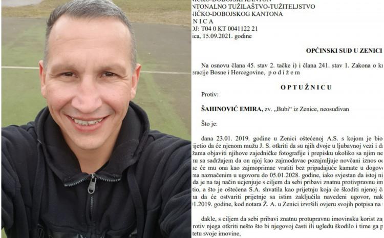 Šahinović: Osmislio ugovor o zajmu (Foto: Facebook)