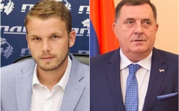 Draško Stanivuković ekspresno odgovorio Miloradu Dodiku