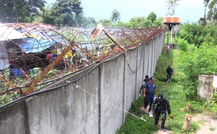 Jedanaest zatvorenika pokušalo pobjeći