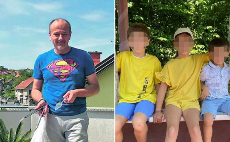 Kopitz optužen da je ubio svoju djecu