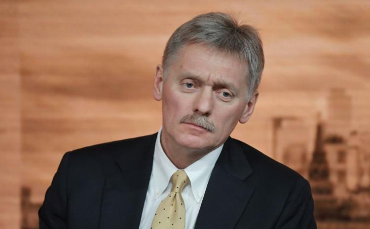 Portparol Kremlja Dmitrij Peskov