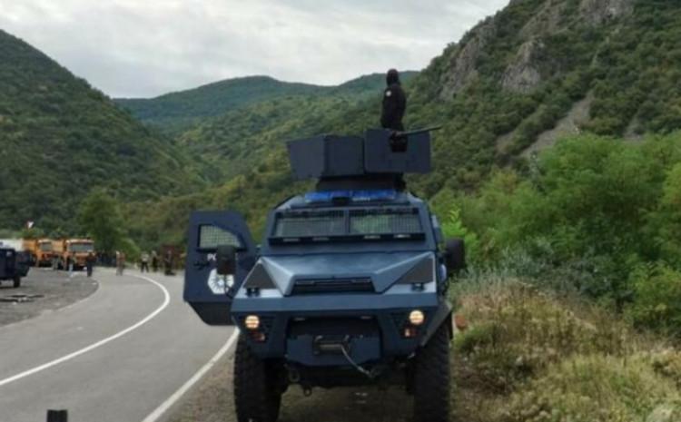 Vozilo o kojem mediji u Srbiji dramatično izvještavaju