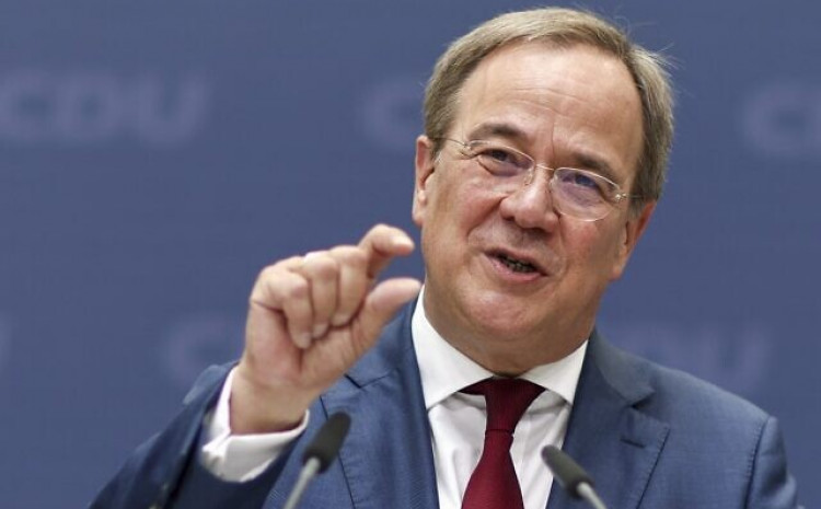 Armin Lašet lider konzervativaca