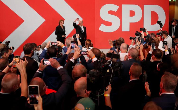 SPD u prednosti