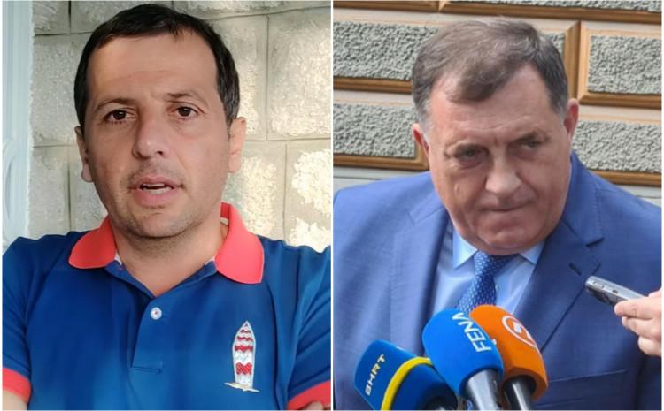 Vukanović: Dodik je licemjer