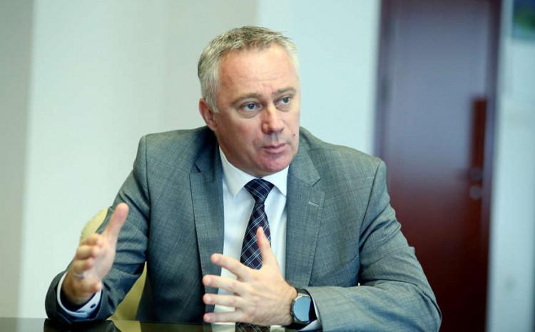 Ministar poljoprivrede, šumarstva i vodoprivrede RS Boris Pašalić