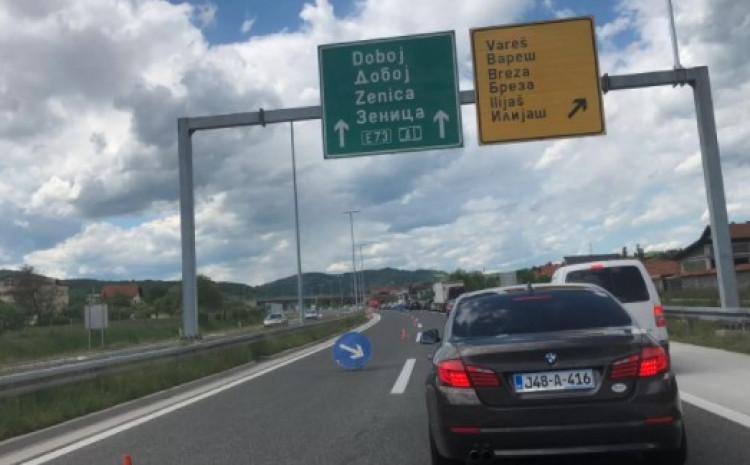 Uz regulaciju semaforima saobraća se u tunelu Crnaja na dionici Konjic-Jablanica