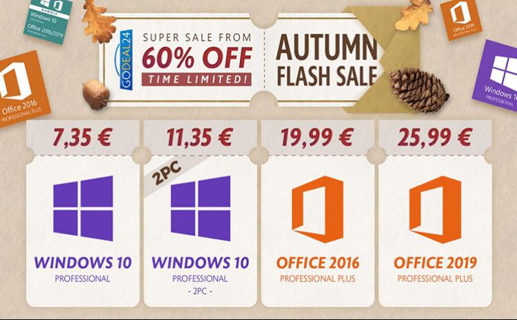 Kupite Windows 10 za SAMO 7 EUR i onda nadogradite BESPLATNO na Windows 11 tijekom sljedećeg mjeseca!
