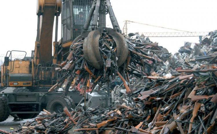 U BiH imamo više od 40.000 komada viškova naoružanja