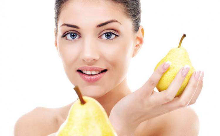 Stručnjaci za ljepotu krušku su odavno uvrstili na listu zdravih i korisnih voćki