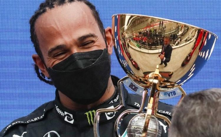 Hamilton: Najbrži u Sočiju