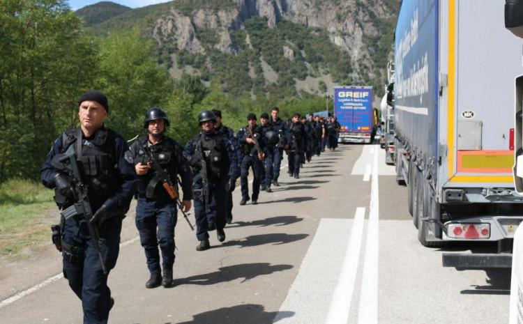 Specijalne snage Kosova na sjeveru