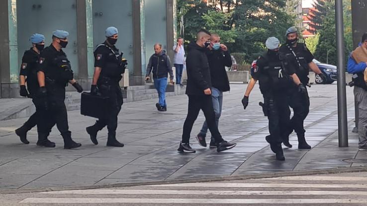 """""""Bosmal"""": Obavljen pretres Budnjinog stana"""