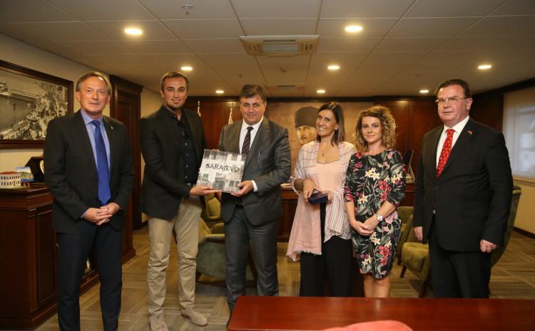 Prisustvovali su ceremoniji svečanog otvaranja tradicionalnog Festivala folklora i kulture balkanskih naroda