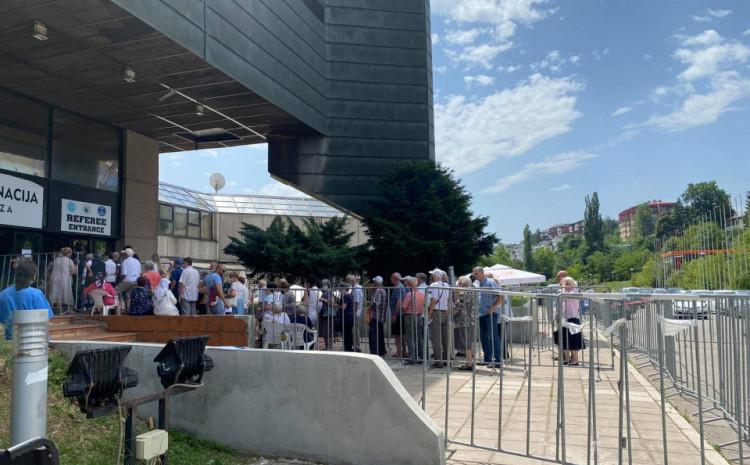 Zavod za javno zdravstvo Kantona Sarajevo saopćilo novi postotak vakcinisanih