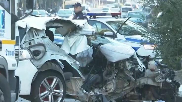 Vozač prevezen  u Urgentni centar