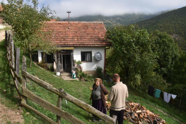 Trošna kuća porodice Bećirević