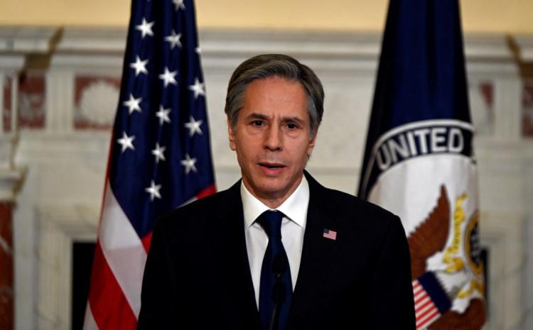 Američki državni sekretar Entoni Blinek