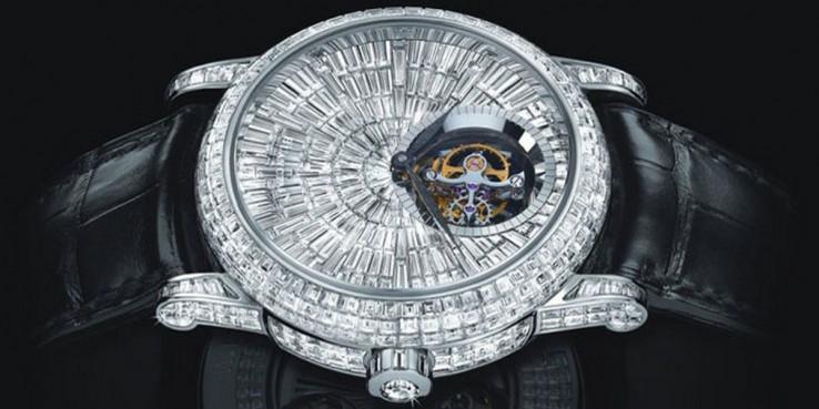 Blancpain Tourbillon Diamants