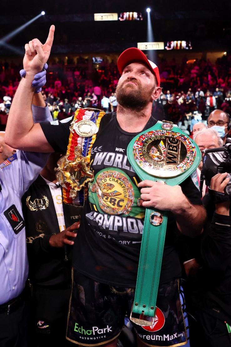 Fjuri: Odbranio titulu svjetskog prvaka