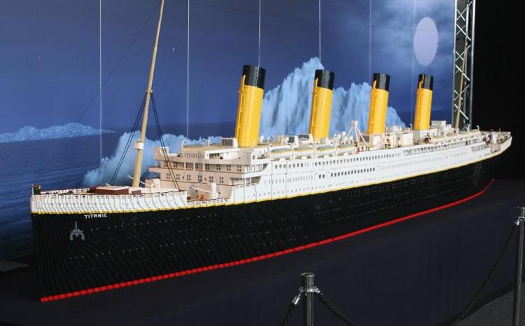 Replika Titanika