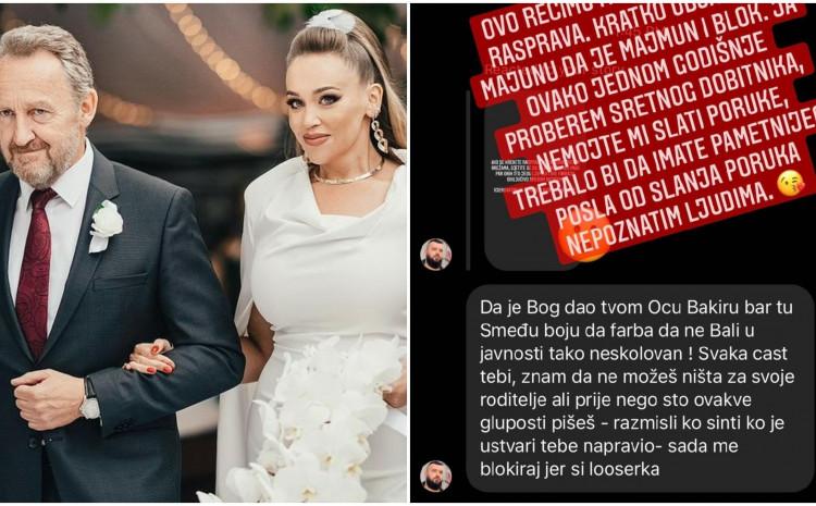 Jasmina Izetbegović odgovorila pratiocu