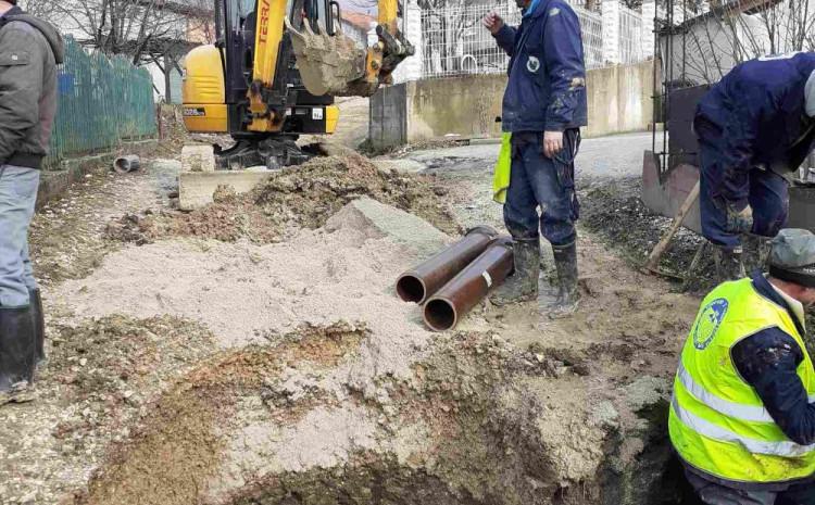 Održavanje vodovodnog sistema