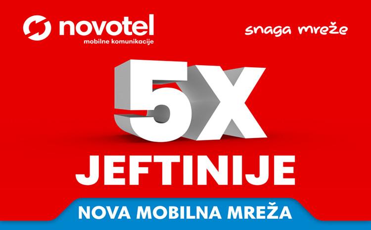 S radom je započeo novi mobilni operator - novotel