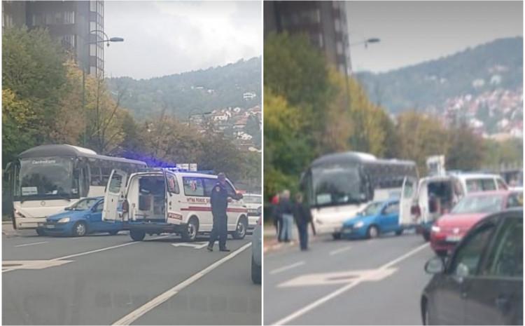S lica mjesta: Policija obavila uviđaj