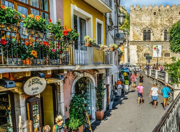 Sicilija privlači brojne turiste