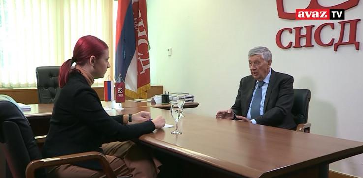 """Gost """"Crvene olovke"""" je Nebojša Radmanović"""
