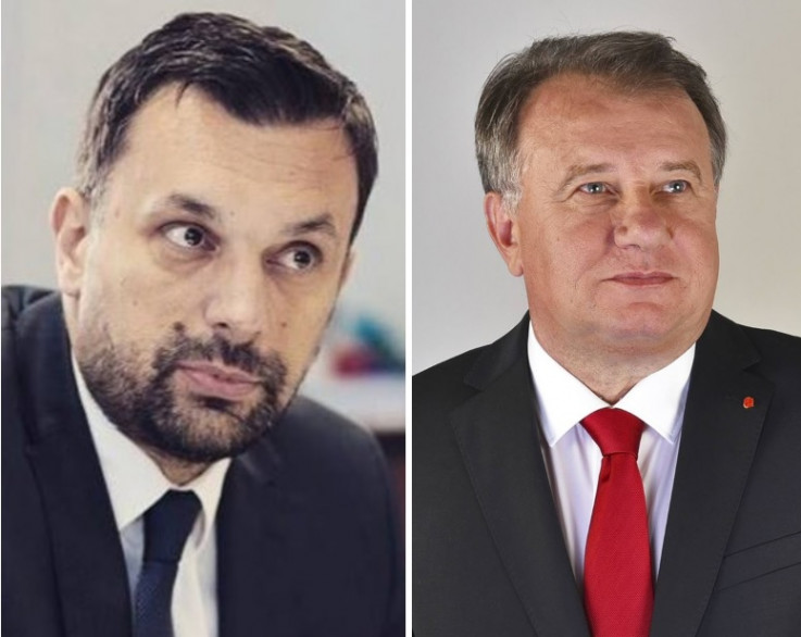 Elmedin Konaković i Nermin Nikšić