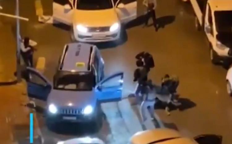 Prilikom hapšenja