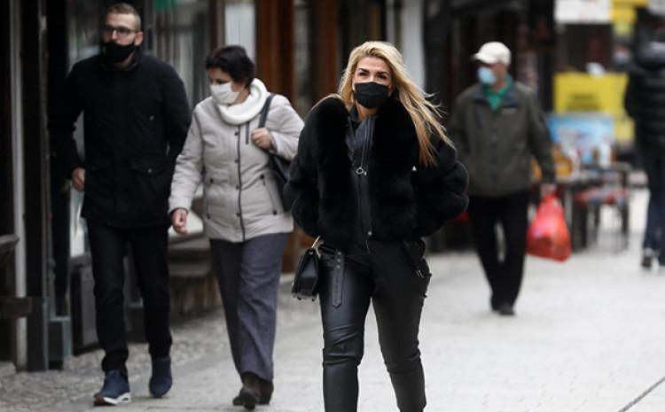 Jutarnja temperatura zraka većinom između 1 i 7, na jugu zemlje do 9