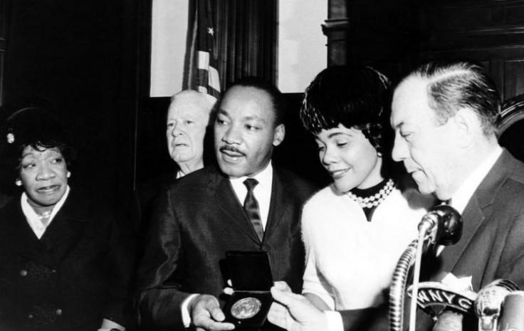 Martin Luter King dobio Nobelovu nagradu