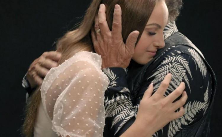 """Scena iz spota pjesme """"Kćeri moja"""""""
