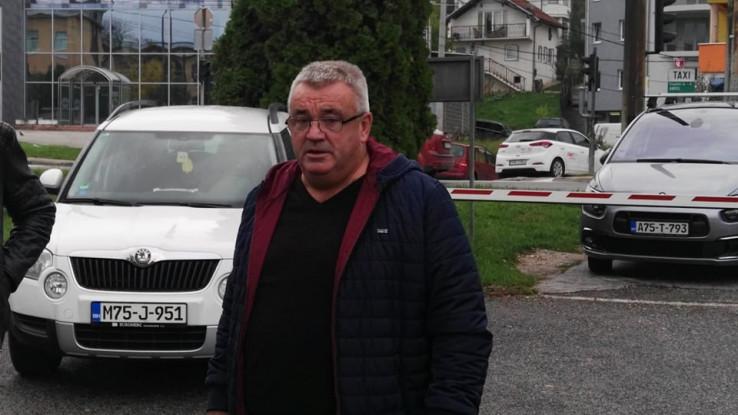 Stigao i Muriz Memić