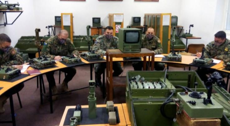 Na obuci u Požarevcu su podoficiri i vojnici