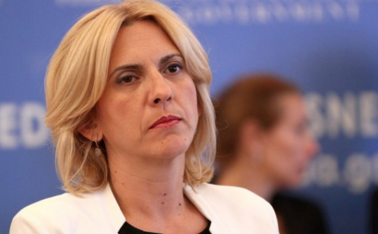 Željka Cvijanović: Predsjednica RS