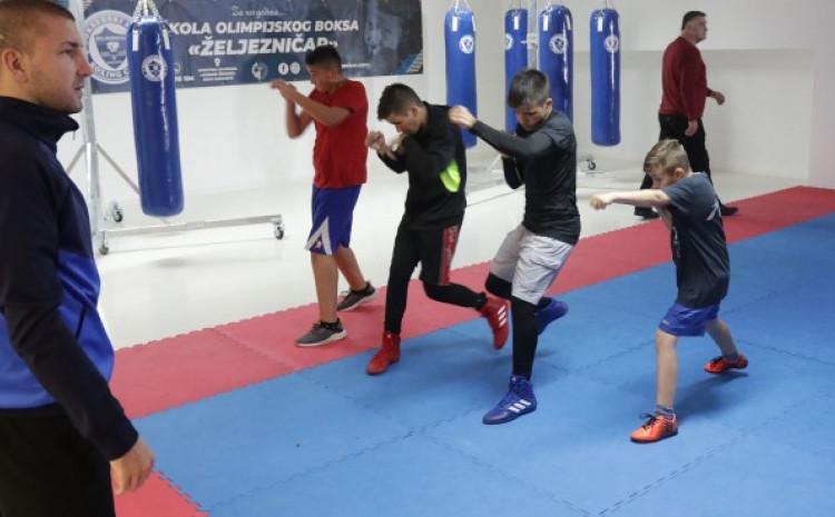 Prvih mjesec dana škola boksa je besplatna
