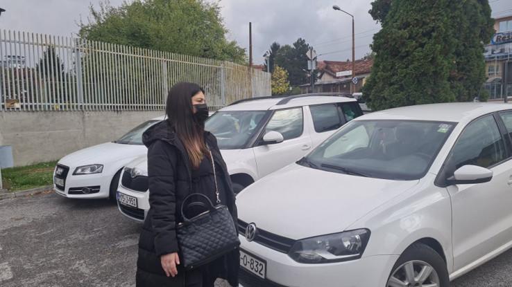 Alisa Mutap - Ramić napušta Sud BiH