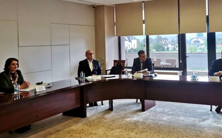 Sa današnjeg sastanka u Tesliću