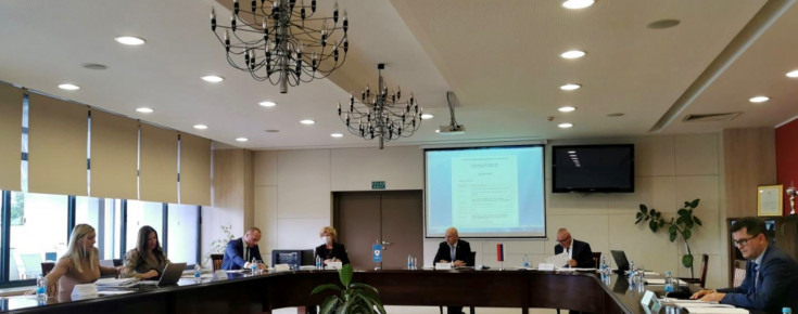 Prisustvovali potpredsjednica VSTV BiH Biljana Simeunović i član VSTV BiH Sanin Bogunić